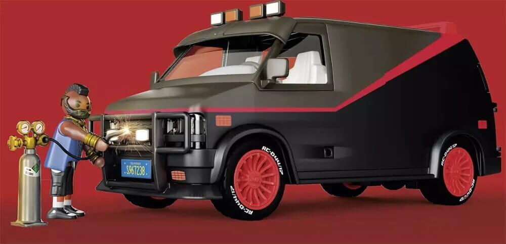 equipo A playmobil barracus 1