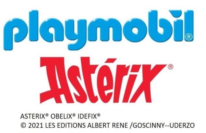 playmobil asterix y obelix