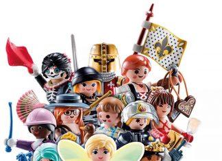 serie 20 chicas playmobil 1