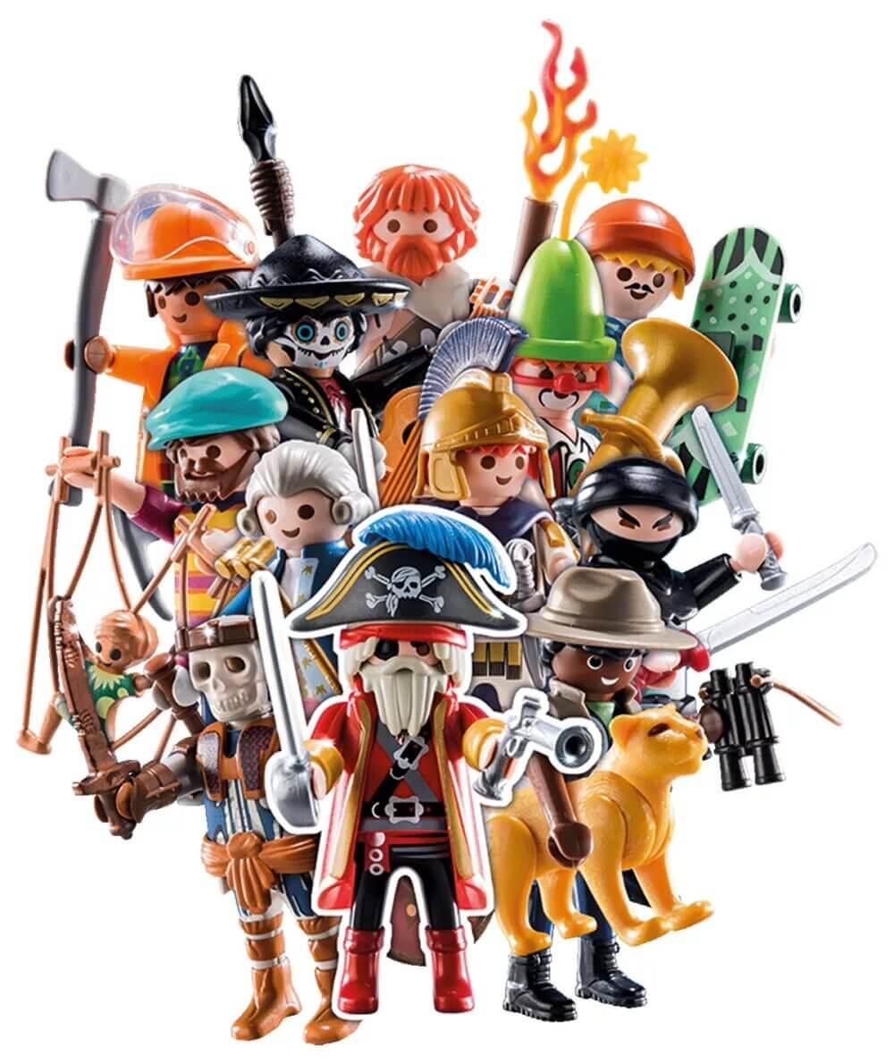 serie 20 playmobil chicos 2021 1