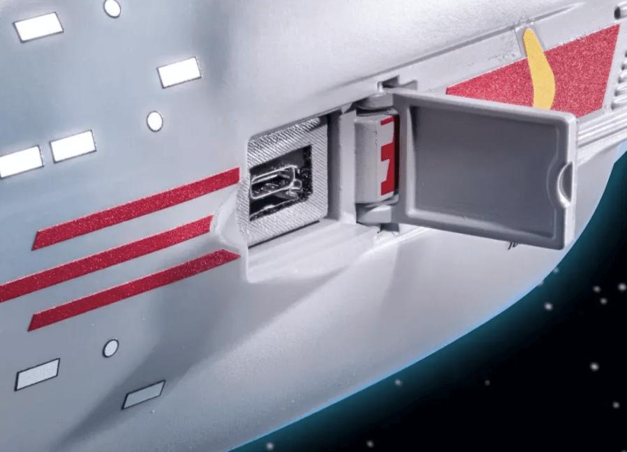 startrek playmobil 2022 nueva