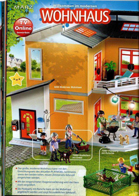 casa playmobil 2022