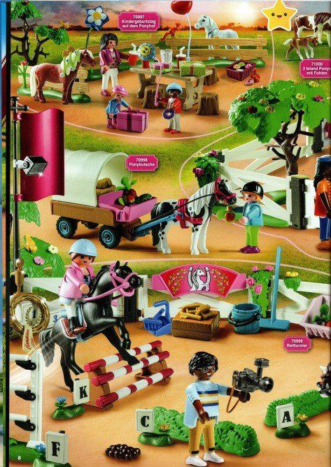 country playmobil 2022