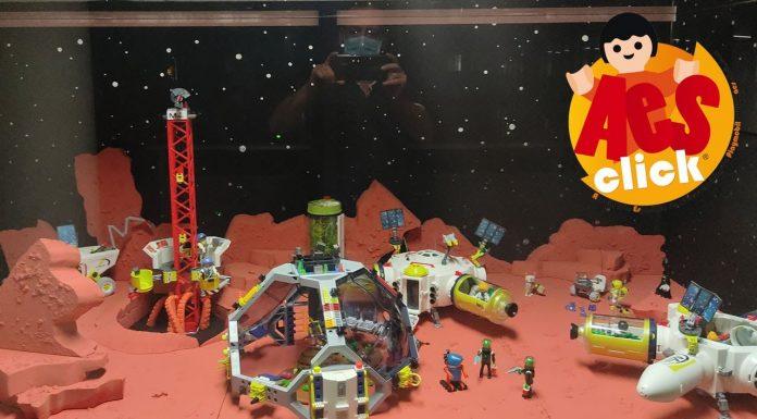 playmobil espacio